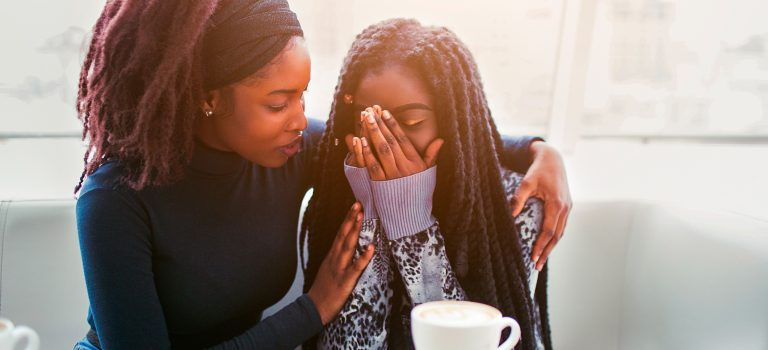How to reduce stress: The lost art of comforting yourself